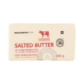 Ayrshire Salted Butter 500 g