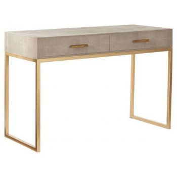 Console chest drawer