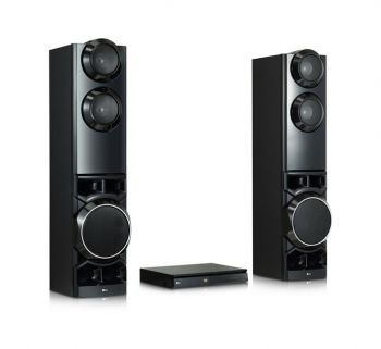 LG 4.2 Channel Sound Tower Home Theatre System