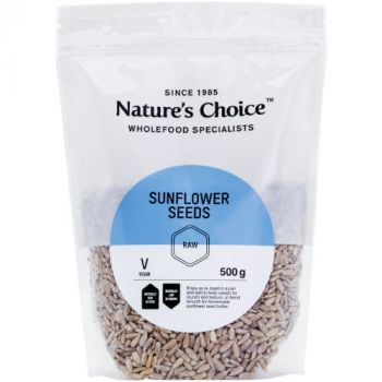 Nature's Choice Sunflower Seed 500g